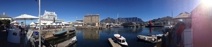 Magnificent Cape Town Waterfront