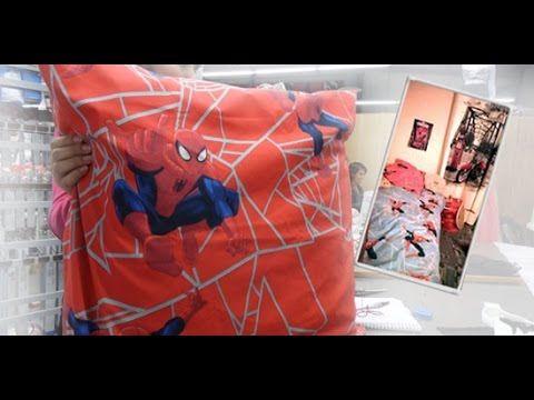 Comment coudre une taie d'oreiller en moins d'1/2 heure et pour moins de 5€? Consulter notre blog.quartierdestissus.com pour y découvrir le tutoriel en détails.
