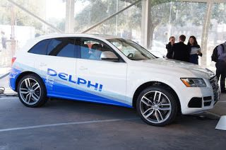 TNC OPTICS & TECHNOLOGIES: Delphi Automotive is already reaping the benefits ...