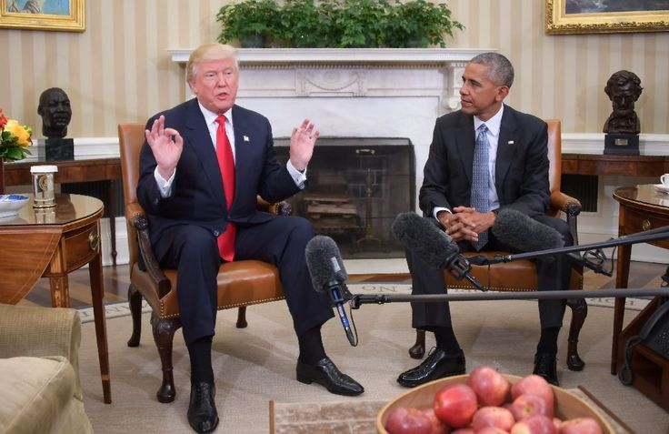 President Barack Obama cautioned against dire predictions for Donald Trump's presidency, saying his Republican successor faces a reality check if he tries to enact his most controversial campaign promises.  The outgoing Democratic leader made his comments on Monday at a wide-ranging news conference