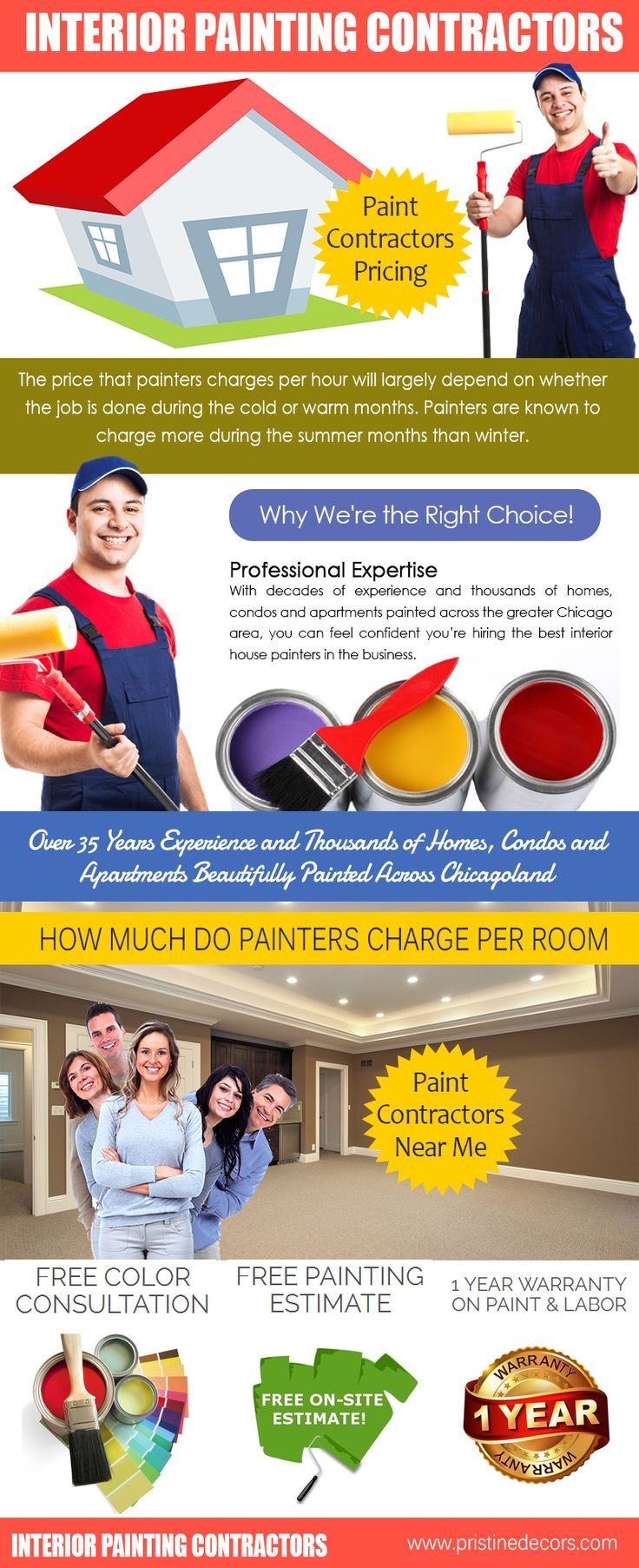 Best 25+ Painting contractors ideas on Pinterest | How to paint ...