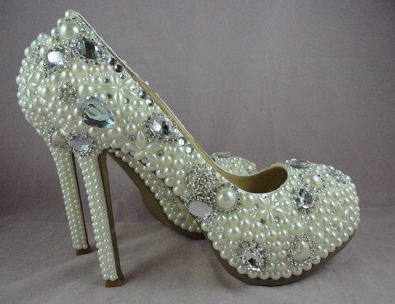 Le Great Gatsby mariage mariée cristal à la par RoyalStyleWeddings