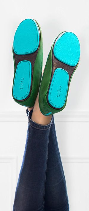 Read first pair experiences from Tieks Girls around the world! | Tieks Ballet Flats