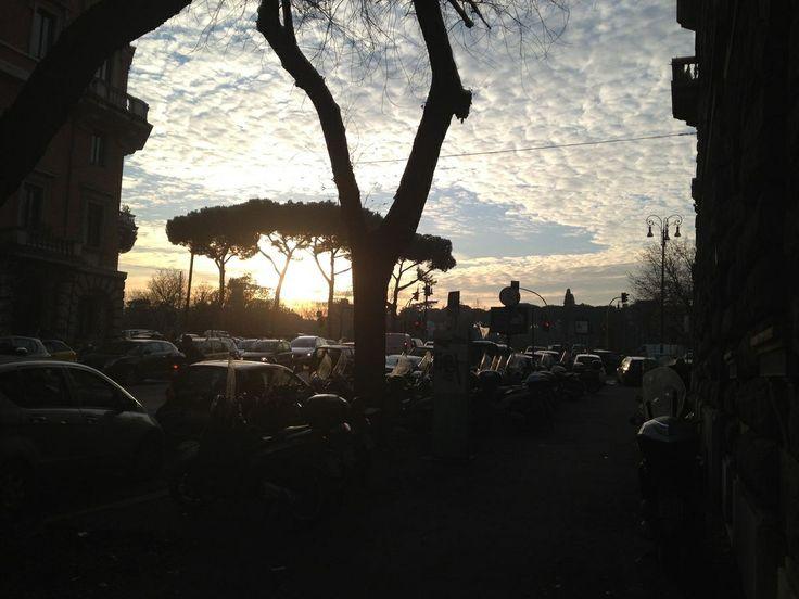 #roma #cielo #foto #paesaggistiche #di #palkolndrekaj