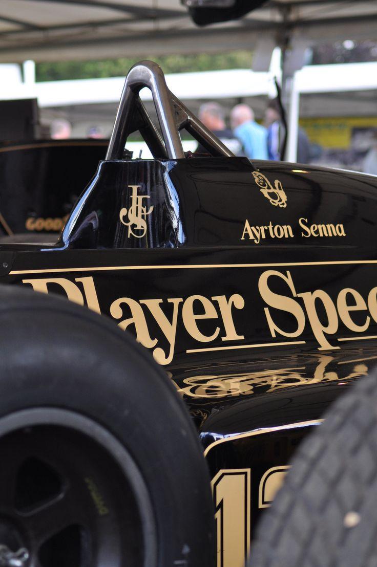 1986 Lotus | Ayrton Senna