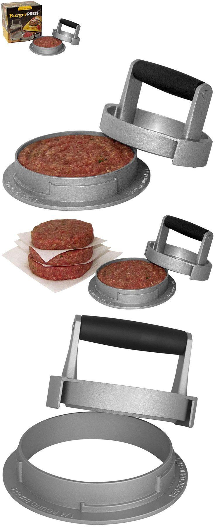 Dexam single hamburger burger press