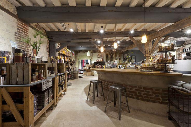 Concept-store normand | MilK decoration
