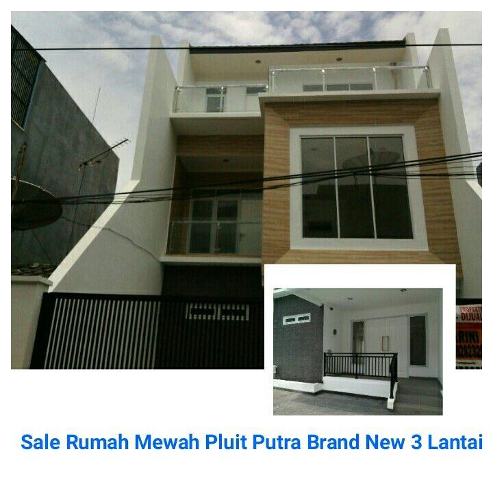 Sale Rumah Mewah Pluit Putra Brand New #rumahpluit #rumahmewahpluit #rumahpluitputra #jualrumahpluit