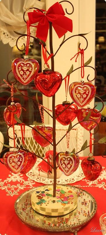Resultado de imagen para How to decorate for valentine