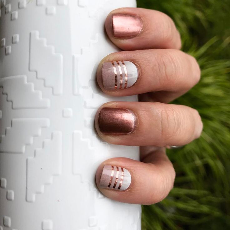 The 25 best copper nails ideas on pinterest chrome rose gold jamsense on instagram new jamberry wraps cosmopolitanjn prinsesfo Choice Image