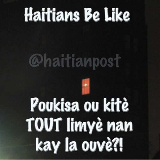 Haitian parents and dating