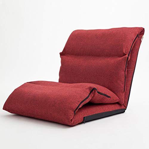 Mago Adjustable Sofa Chair Folding Floor Recliner Thicken Lazy