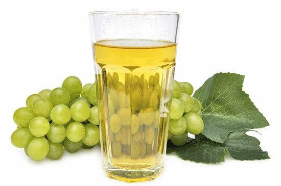 Succo+d'uva+bianca