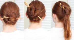 How-To for Pinless Buns that Last All Day