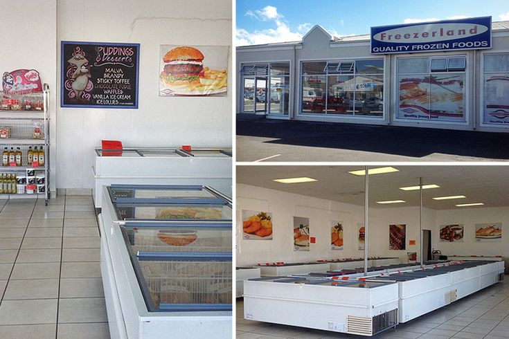 Freezerland - Cape Town factory shops - Photos by Rachel Robinson