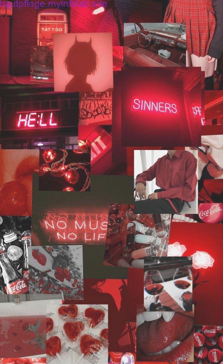 Wallpaper Full Hd Warna Merah