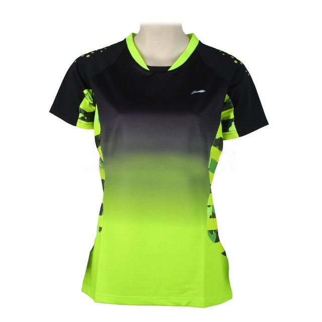 Women's Badminton Series T-Shirt Quick Dry Flexible Breathable Sports T-Shirt