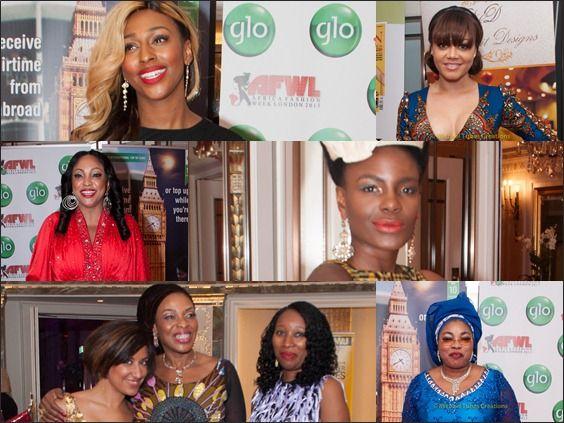 Beautiful African Prints & Ankara on beautiful African Women