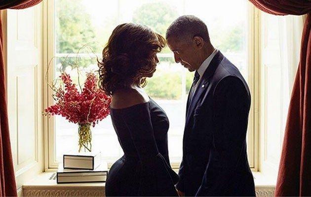 Romantische foto van de Obama's maakt het internet helemaal ... - Het Nieuwsblad: http://www.nieuwsblad.be/cnt/dmf20160910_02462554