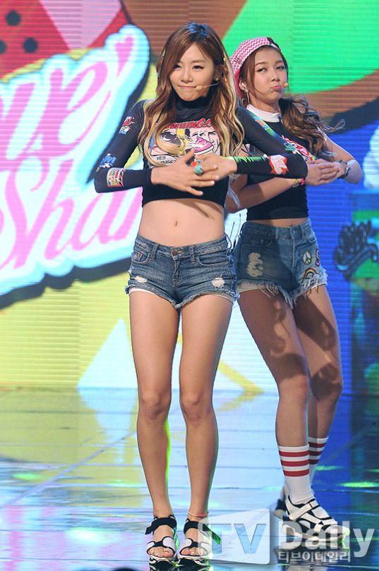 for minx 밍스 MINX - Love Shake - JiU & Dami