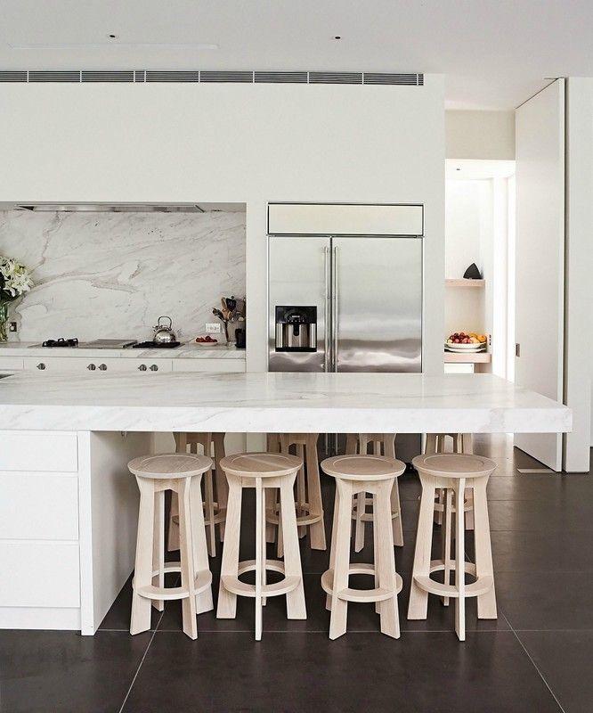 Кухни: прямые линии - Home and Garden