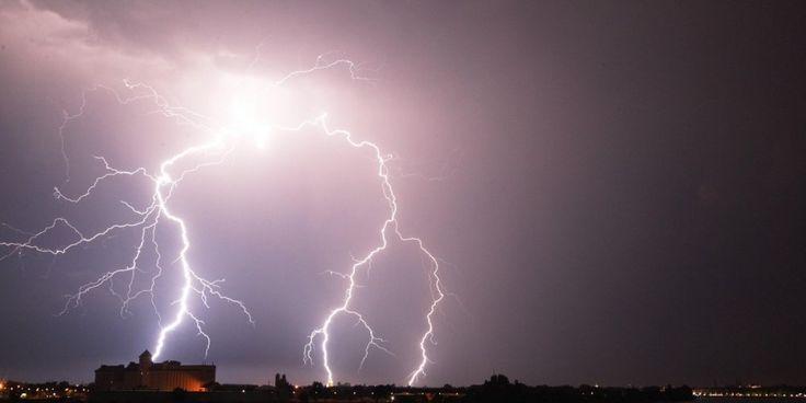 Orages dans le Sud-Ouest : entre 16h et 19h, on a relevé 21000 éclairs sur les départements en vigilance orange