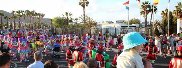 Grupo Mascarada Carnaval: El Martes de Carnaval no será fecha festiva en Yai...