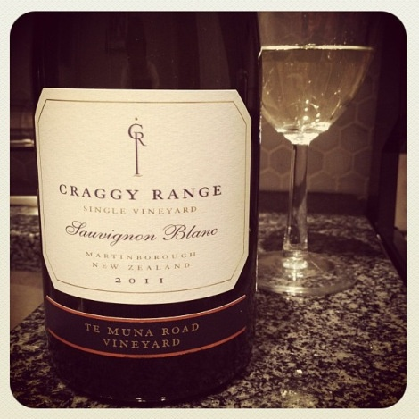 All Craggy Range wines come from a single vineyard each (this one's from Te Muna Road Vineyard). It's a great example of New Zealand Sav Blanc, grapefruity but way more refined than your typical NZ SB. So good! Plus, I linked it to Ryan Gosling which people enjoyed. $20