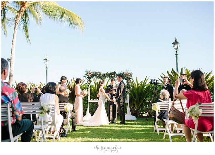 A Moana Surfrider Wedding Sayaka Chris
