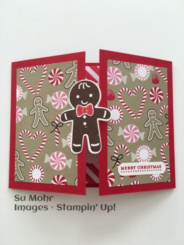 Pals Paper Crafting Idées Carte Su Mohr Mary poisson Stampin Jolie StampinUp