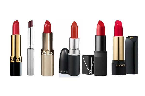 Must-Have Cult Product: The Perfect Red Lipstick. That's it. I'm buying red lipstick this weekend.