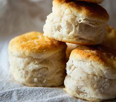 There's nothing as comforting as the smell of fresh, hot buttermilk biscuits right out of your oven. And making them from scratch is not only unbelievably EASY, but they come out LIGHT and FLUFFY! The secret to this recipe are two simple ingredients of self-rising flour and cream, in this case, high-quality, full-fat buttermilk. For …