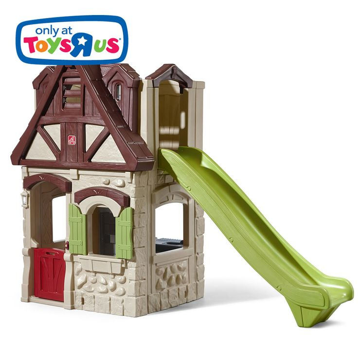 2-Story Playhouse & Slide by Step2 is one of most popular Outdoor Play products for children. View and shop now!