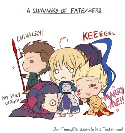 fate zero in a nutshell