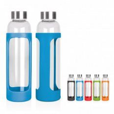 Build brand awareness is one of the best things you can do to advertise your business. You can shop for this custom printed promotional 600ml Glass Drink Bottle from Vivid Promotions Australia. #600mlGlassDrinkBottle #PromotionalGlassDrinkBottle #customisedDrinkBottle #PromotionalProductsAustralia #VividPromotionsAustralia