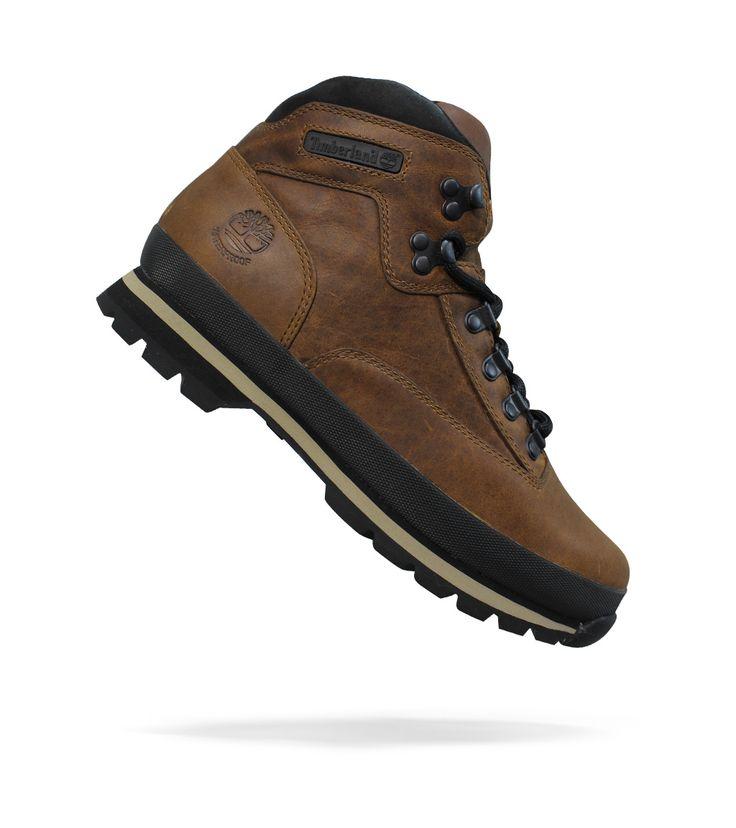 Timberland Euro Hiker Leather Waterproof Boot
