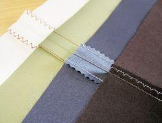 4 tipos de remates de costura sencillos   Betsy Costura