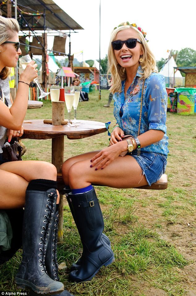 pinups | Hunter boots, Boots, Rain boots