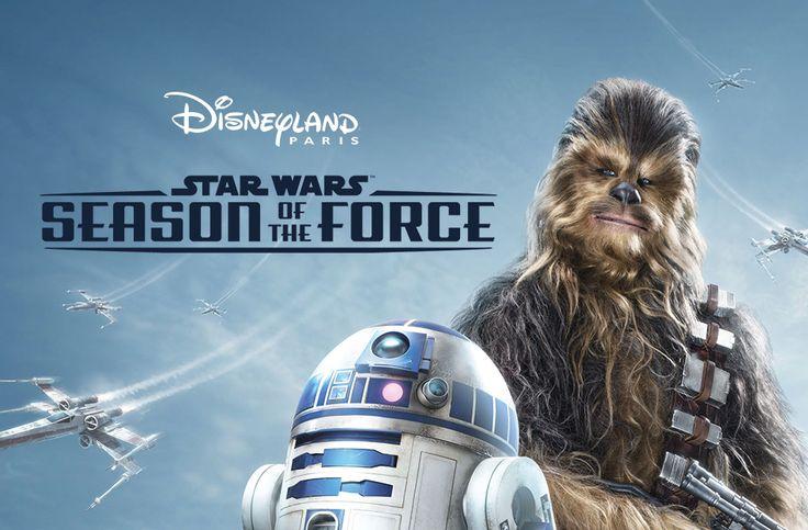 Disney Season of The Force Special Winter Offer! #Disney #Winter #Offer #Paris #MondayMotivation #Disneyland
