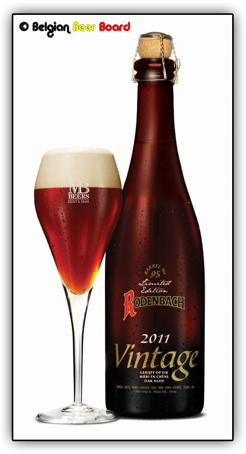 RODENBACH Vintage 2011 Limited Edition | 10/10