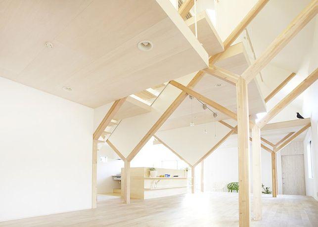 House H by Hiroyuki Shinozaki Architects (Matsudo,Tokyo, 2012)
