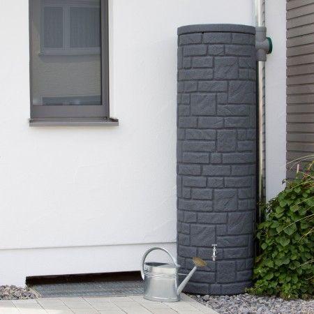 Regenspeicher 460 L Arcado black granit – Bild 2
