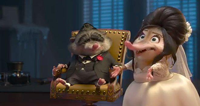 zootopia mr big | El Fin De Disney: Crítica de película: Zootopia (Sin Spoilers)