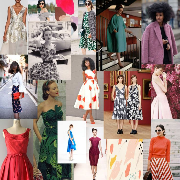 """Sewing Chatter: Would you describe your style as """"classic?"""" 
