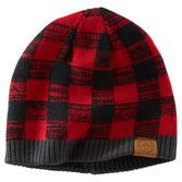 Cute winter hat for toddler boys