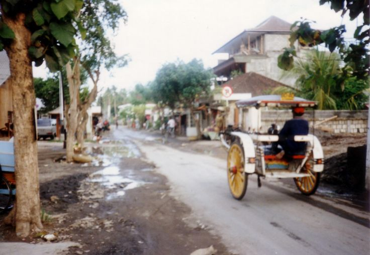 Jalan Legian 1970s