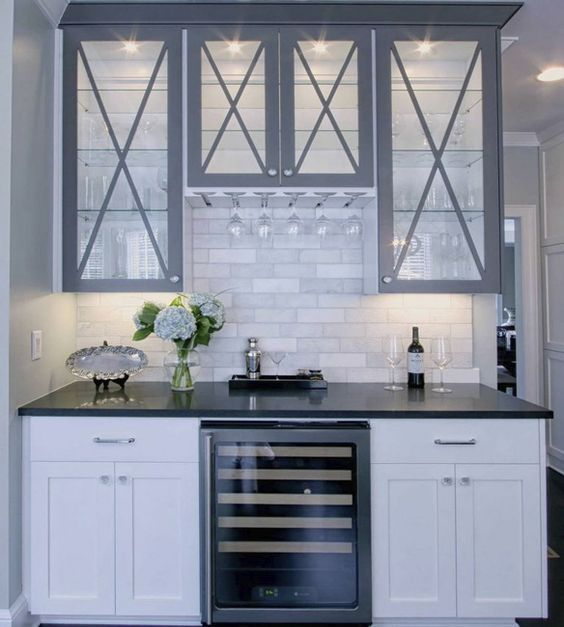 29 Best Small Basement Wet Bar Ideas Images On Pinterest: Best 25+ Wet Bars Ideas On Pinterest