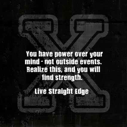 Visit: http://facebook.com/untoxicated UntoXicated is a brand and a community empowering those who say no to tobacco, drugs and alcohol. #straightedge #sXe #untoxicated \x/