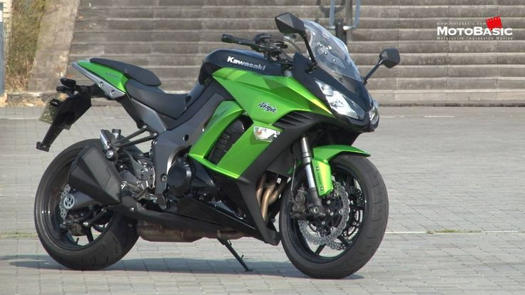 Kawasaki Ninja 1000(Z1000SX) ABS TEST RIDE MOVIE カワサキ Ninja1000ABS バイク試乗...