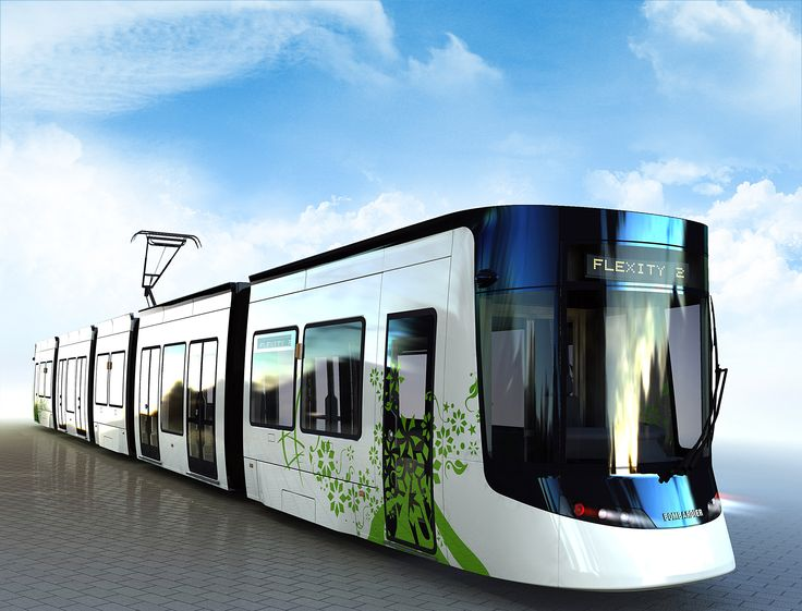 better urban mobility / trams and light rail